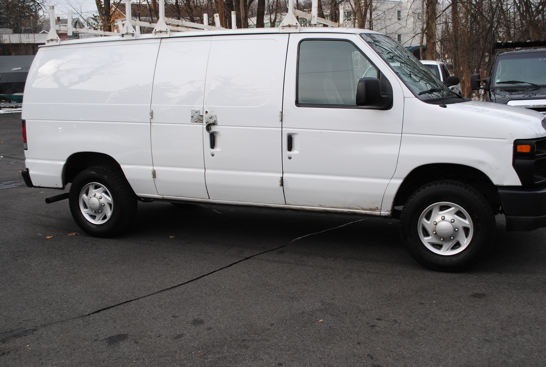White Ford Cargo Van >> 2012-FORD-E-250-CARGO-VAN-WHITE-002   Cinemacar Leasing