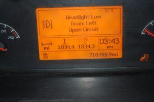 2007 VOLVO 780 DOUBLE BUNK TRACTOR 016