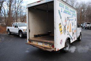 2007 ford e350 super duty 10 ft box truck 005