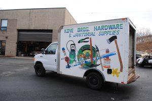 2007 ford e350 super duty 10 ft box truck 019