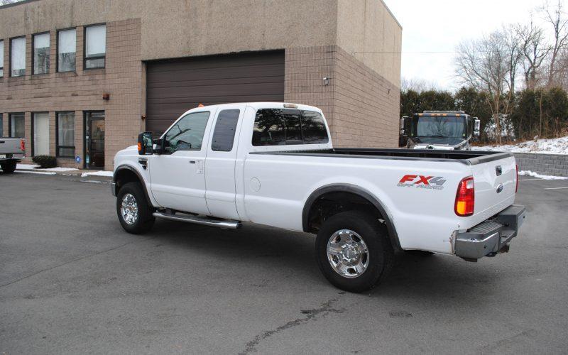 2008 F250 SUPER DUTY 4X4 FX4 007