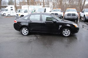 2008 FORD FOCUS SES BLACK 002