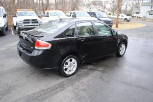 2008 FORD FOCUS SES BLACK 003