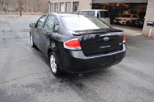 2008 FORD FOCUS SES BLACK 005