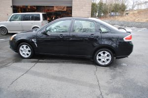 2008 FORD FOCUS SES BLACK 006