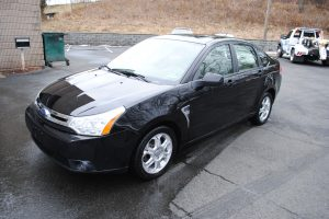 2008 FORD FOCUS SES BLACK 007