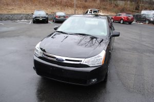 2008 FORD FOCUS SES BLACK 008