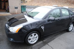 2008 FORD FOCUS SES BLACK 009