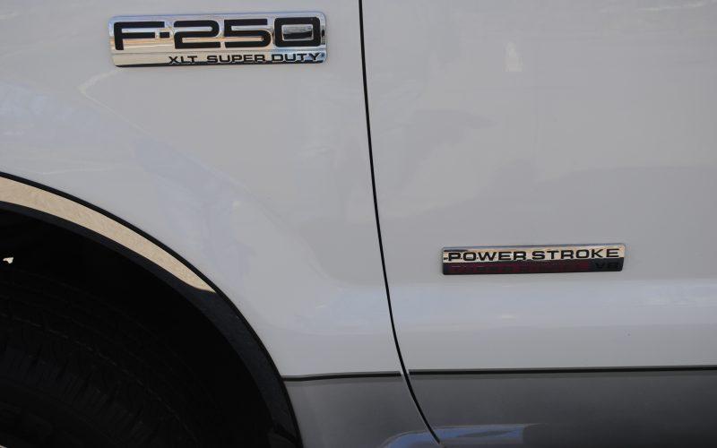 2007 FORD F250 SUPER DUTY 4X4 FX4 010