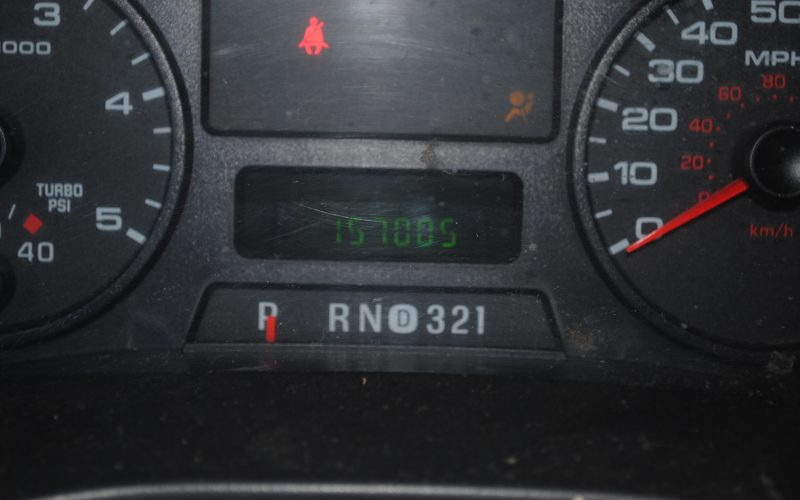 2007 FORD F250 SUPER DUTY 4X4 FX4 016