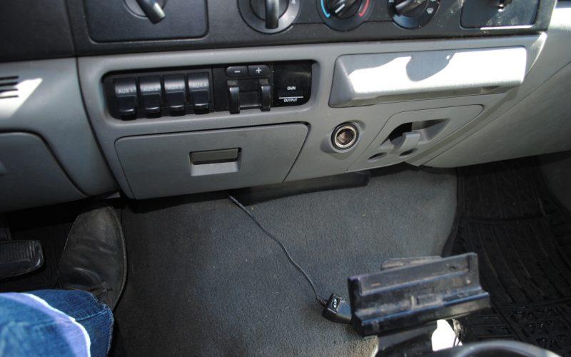 2007 FORD F250 SUPER DUTY 4X4 FX4 018