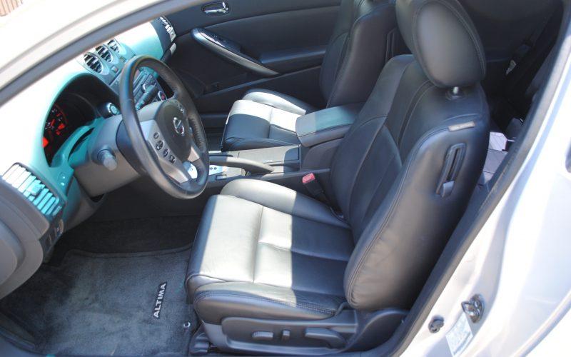 2008 NISSAN ALTIMA V6 COUPE 009