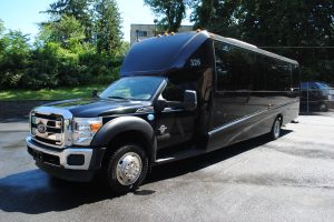 2014 FORD F550 GRECH 33 SHUTTLE BUS 017