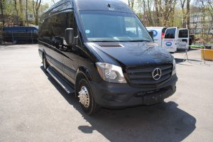 2016 MERCEDES BENZ SPRINTER 3500 BLACL 201 002