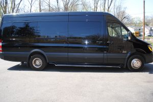 2016 MERCEDES BENZ SPRINTER 3500 BLACL 201 003