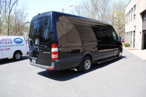 2016 MERCEDES BENZ SPRINTER 3500 BLACL 201 004