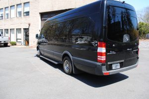 2016 MERCEDES BENZ SPRINTER 3500 BLACL 201 006