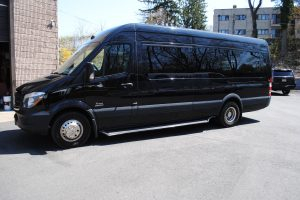 2016 MERCEDES BENZ SPRINTER 3500 BLACL 201 007