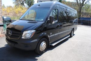 2016 MERCEDES BENZ SPRINTER 3500 BLACL 201 008