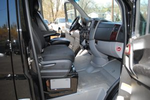2016 MERCEDES BENZ SPRINTER 3500 BLACL 201 012