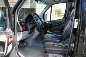 2016 MERCEDES BENZ SPRINTER 3500 BLACL 201 013