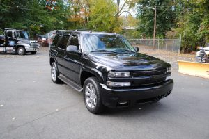 2005 CHEVY TAHOE Z71 BLACK BLACL 2 001