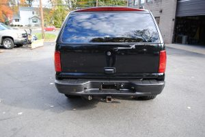 2005 CHEVY TAHOE Z71 BLACK BLACL 2 006