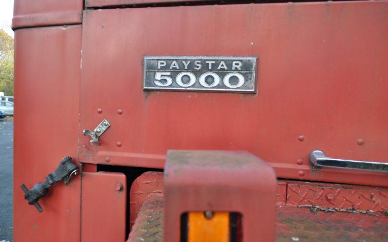 1987 INTERNATIONQAL PAYSTAR5000 25 YARD GARBAGE TRUCK 013