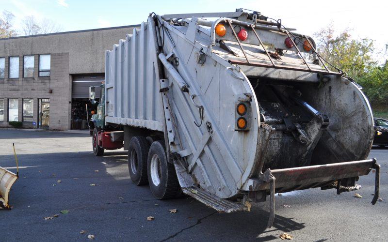 1993 MACK DM 690 25 YARD GARBAGE TRUCK 006