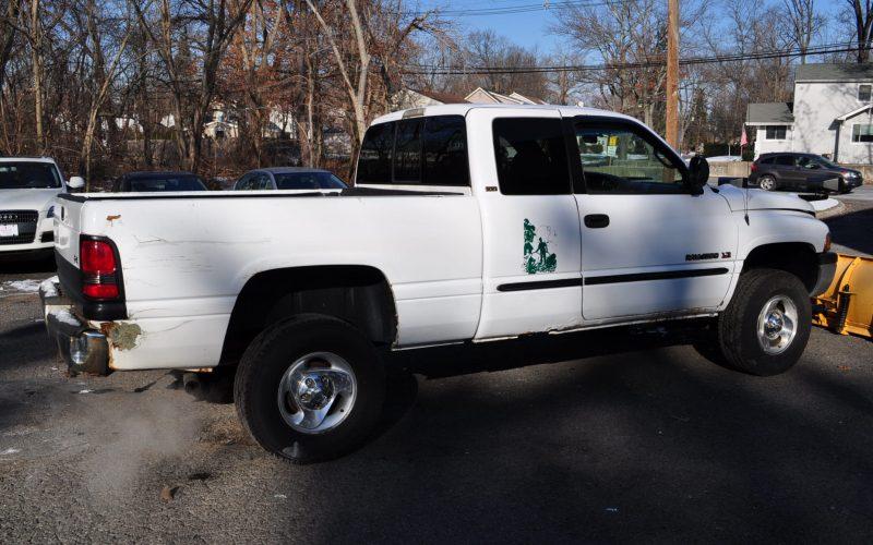 2000 dodge ram 1500 4x4 plow 003
