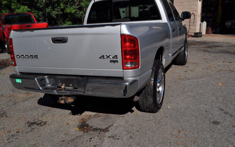 2004 DODGE CREW CAB 4X4 HEMI 005