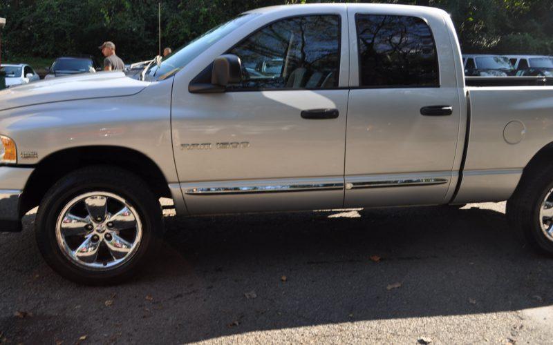 2004 DODGE CREW CAB 4X4 HEMI 009