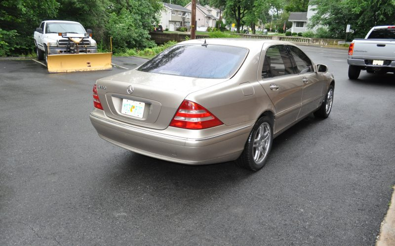 2002 MB S 430 4DR 003
