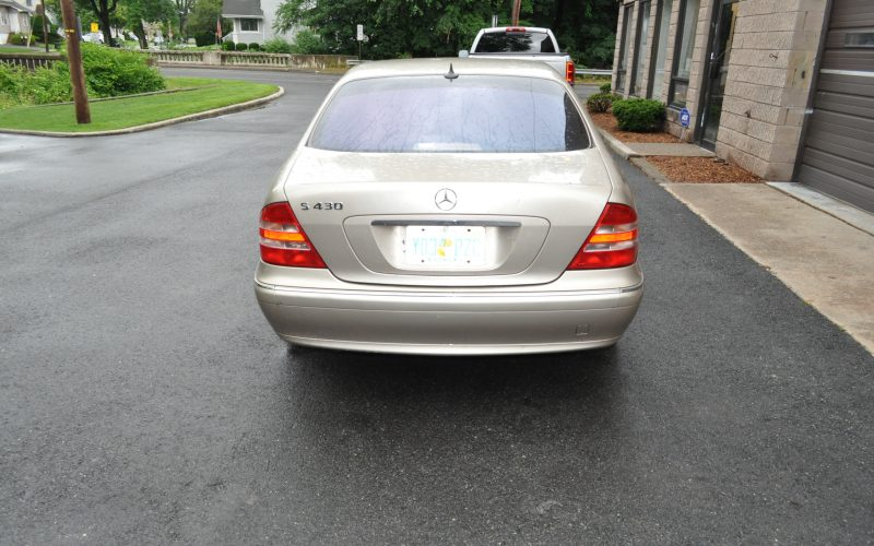 2002 MB S 430 4DR 004