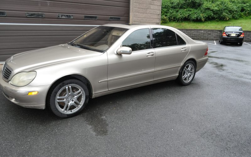 2002 MB S 430 4DR 006