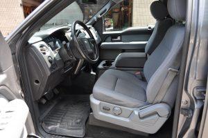 2012 FORD F 150 CREW CAB 4X4 PU 012