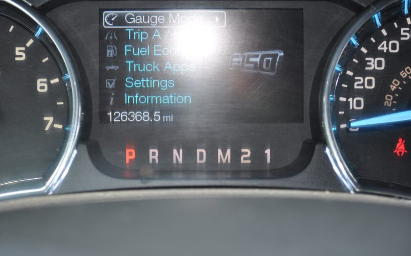 2012 FORD F 150 CREW CAB 4X4 PU 019