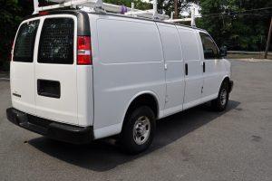 2008 CHEVY 2500 EXPRESS VAN 003