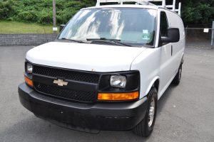 2008 CHEVY 2500 EXPRESS VAN 008