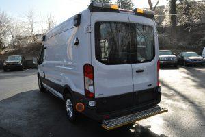 2016 FORD TRANSIT 250 MALLEY AMBULANCE 823 008
