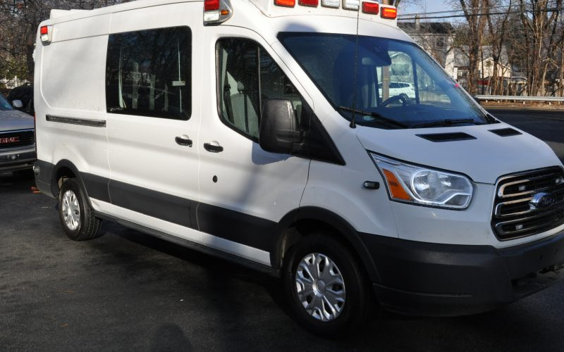 2017 FORD TRANSIT 250 FOUNDATION AMBULANCE 003