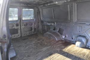 2003 FORD E 150 CARGO VAN 007
