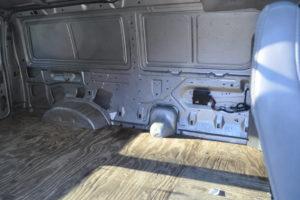 2003 FORD E 150 CARGO VAN 008