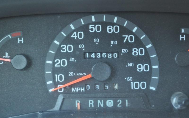 2003 FORD E 150 CARGO VAN 013