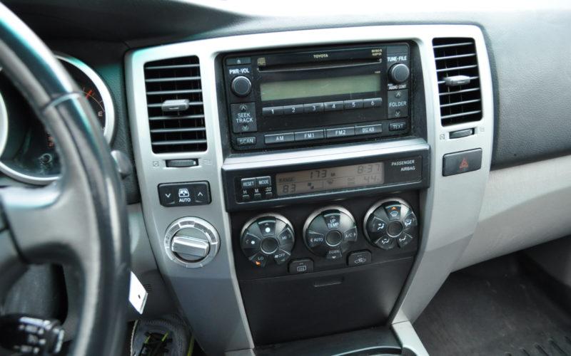 2006 TOYOTA 4RUNNER SR5 LTD 017