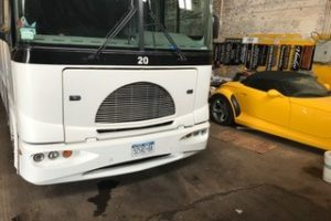 2007 FREIGHTLINER LIMO BUS