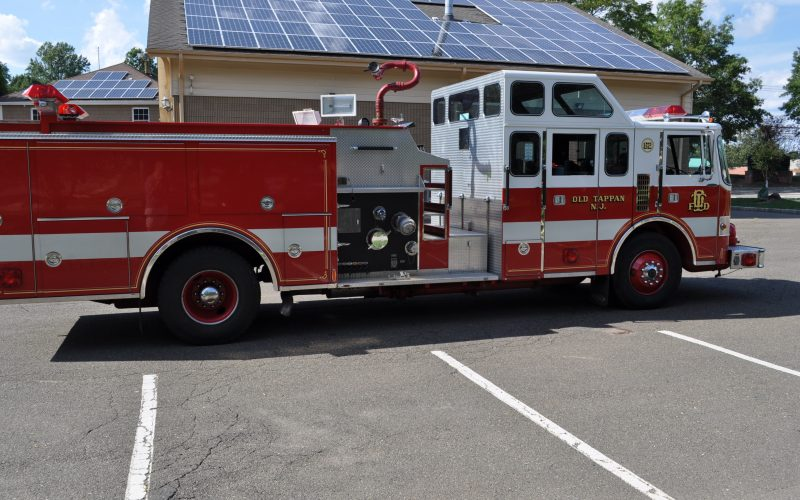 1991 PIERCE PUMPER 005