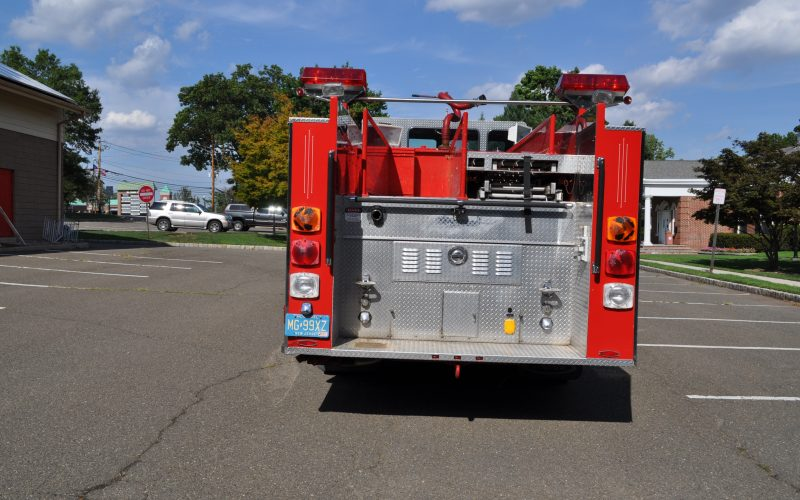 1991 PIERCE PUMPER 006