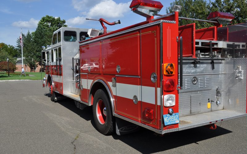 1991 PIERCE PUMPER 007