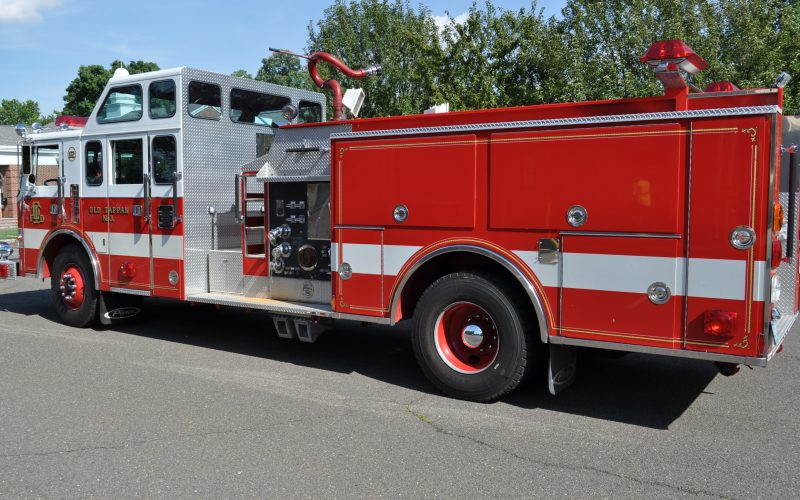1991 PIERCE PUMPER 008